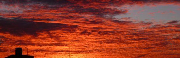 Las cinco mejores puestas de sol en Madrid