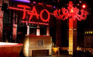 TAO club en Las Vegas