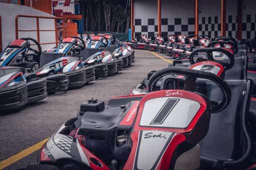 Carrera de Karts estilo F1  imagen 4