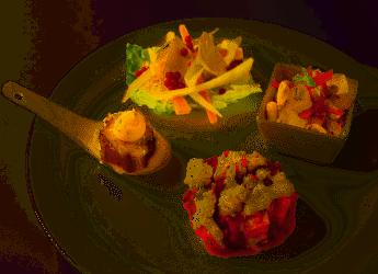 Restaurante A Oscuras imagen 2