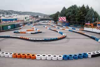 Carrera de Karts estilo F1  imagen 2