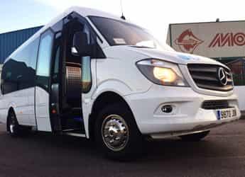 Trayectos en Minibus y Autobus imagen 1