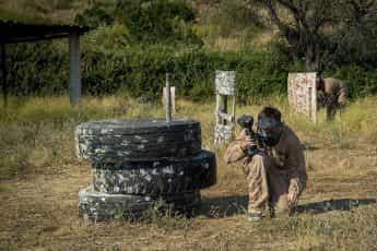 Paintball en Navalcarnero imagen 4
