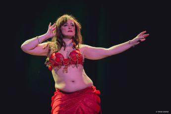 Danza Oriental imagen 1