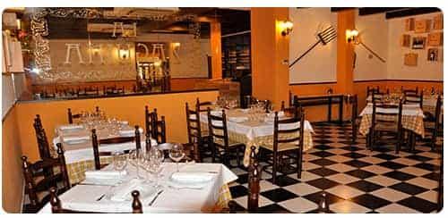 Restaurante Zona Miguel Ángel-Rubén Darío imagen 4