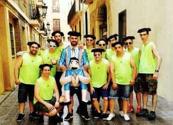Gymkana de Cañas. Gymkana Valencia imagen 3