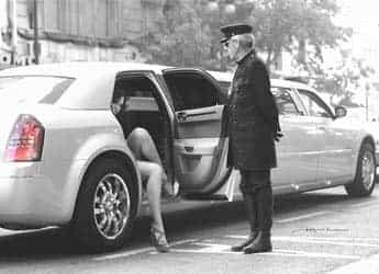 Limusina Chrysler Plata imagen 2