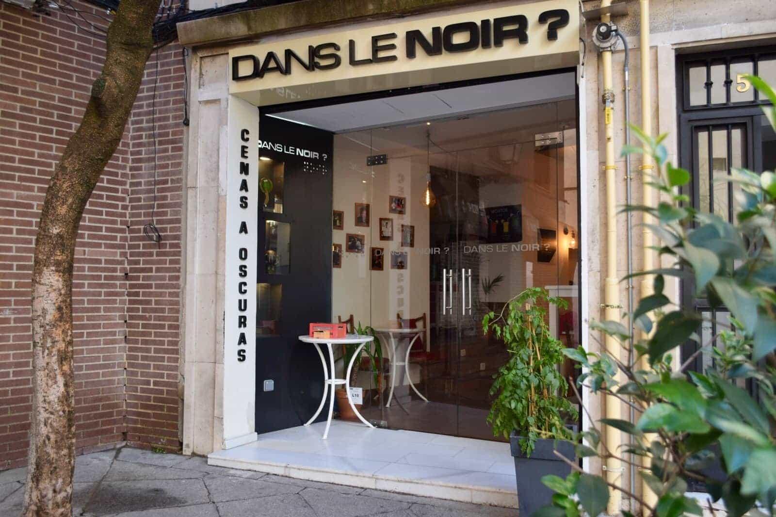 Restaurante A Oscuras imagen 3