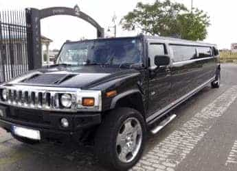 Luxurious package. Dinner, package and limousine imagen 5