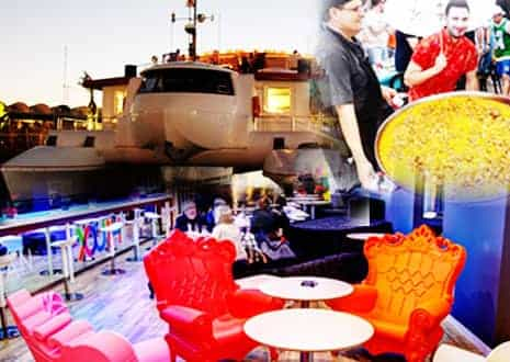 Pack Fiesta Deluxe: Paella + DJ + Charanga + Fiesta en Barco + Cena Tematica  imagen 1