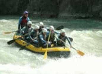 Rafting imagen 1