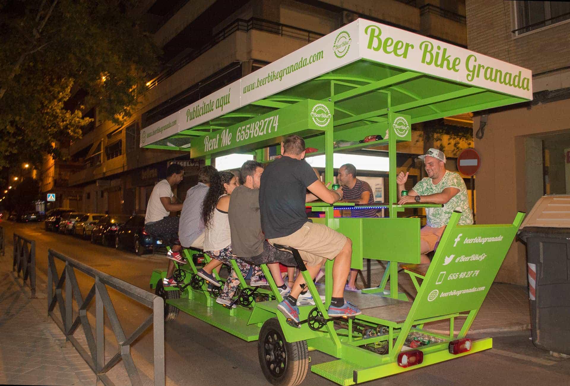 BeerBike Granada imagen 3