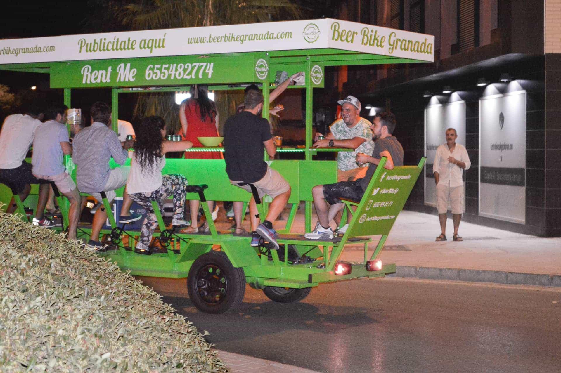 BeerBike Granada imagen 2