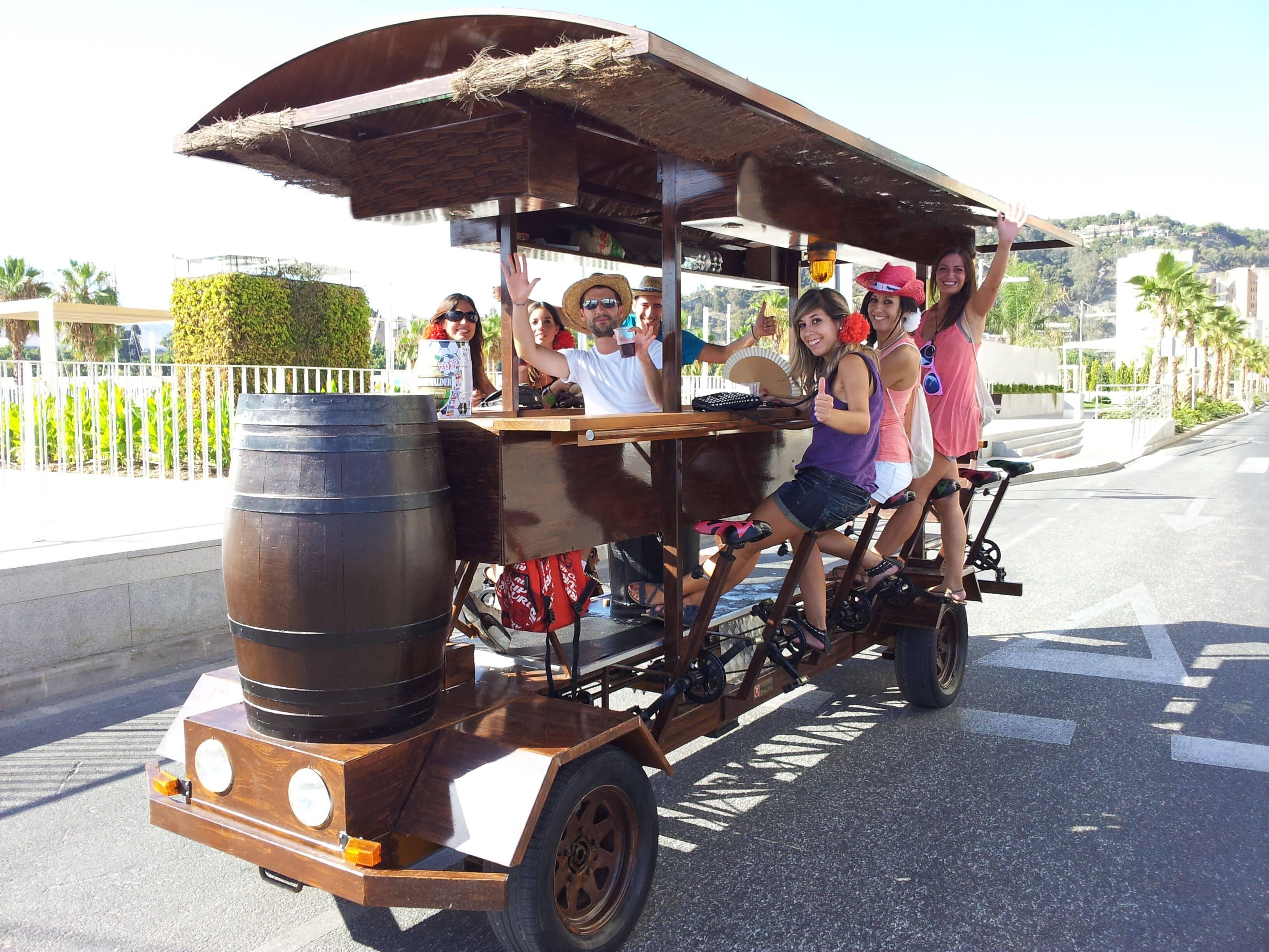 Beer Bike imagen 4