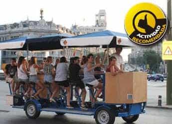 Beer Bike imagen 1