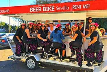 BeerBike Sevilla imagen 3
