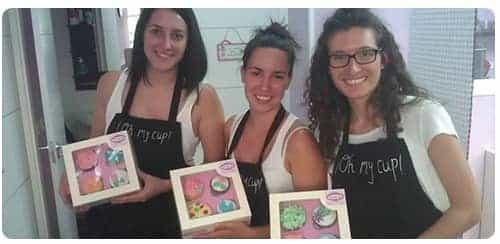 Taller Cupcakes imagen 1