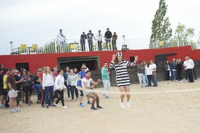 Paintball + Capea + Cena en Navalcarnero imagen 6