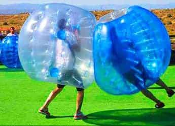Fútbol Burbuja para Despedidas imagen 3