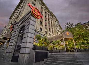 Hard Rock Cafe clase de cockteleria imagen 2