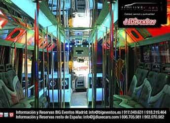 JJDiscoBus Discoteca  imagen 4