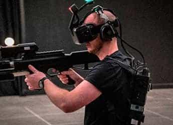 Juego de Realidad Virtual Zombie imagen 2