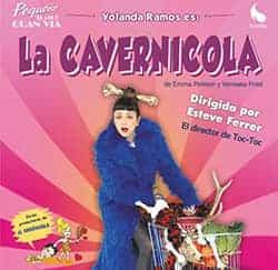 Teatro: La Cavernícola imagen 1
