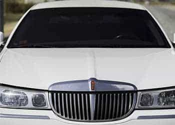 FORD LINCOLN TOWN CAR BLANCA imagen 2