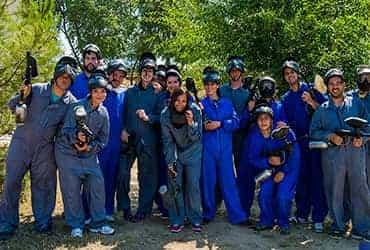 Paintball en Navalcarnero imagen 3