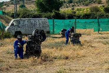 Paintball en Navalcarnero imagen 1