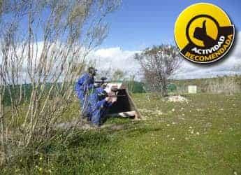 Paintball + Comida +  Capea + Cena en Navalcarnero imagen 1