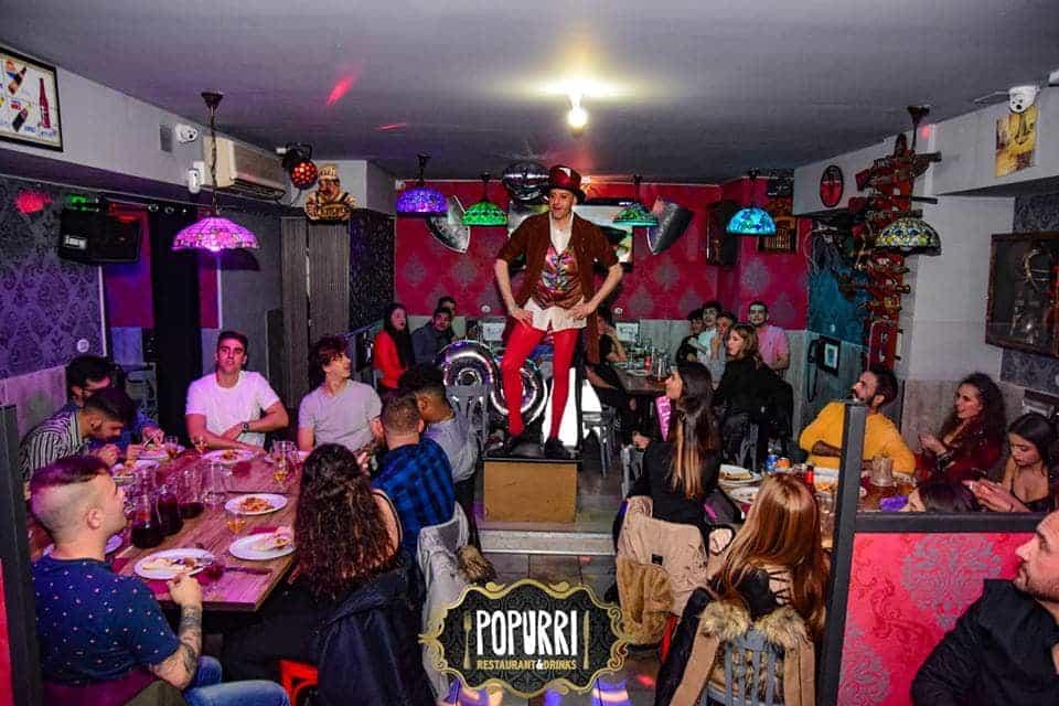 Restaurante Popurri imagen 2
