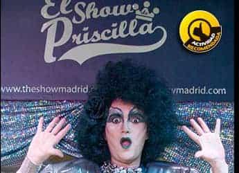 Priscilla Reina del Desierto The Show imagen 1