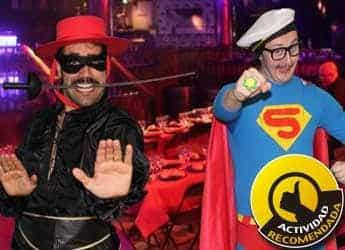 Restaurante Superheroes imagen 1
