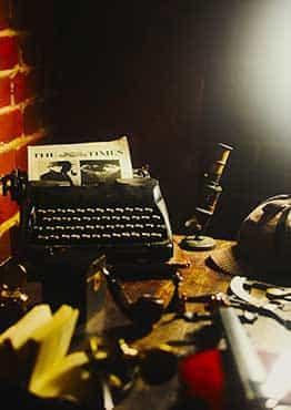 Escape de Sherlock Holmes