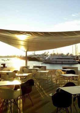 Restaurante zona Puerto