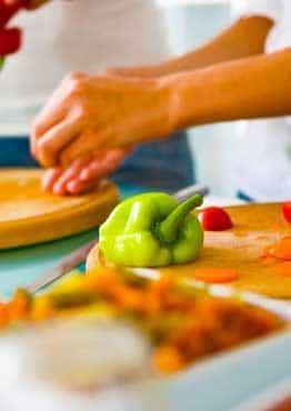 Cursos de Cocina y Catas para Despedidas