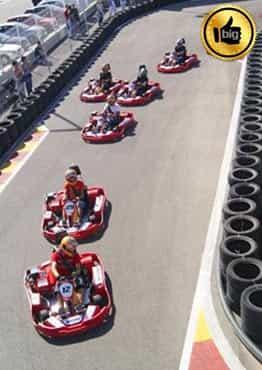 Karting Nord - Despedidas Valencia