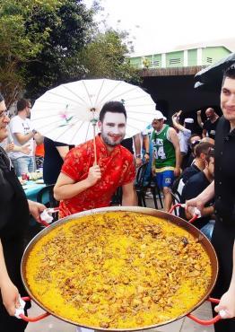Pack Basico: Paella + DJ + Charanga