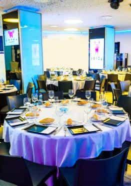 Restaurante zona Palacio de Congresos