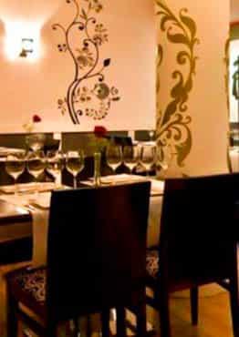 Restaurante Alta Cocina Oriental