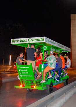 BeerBike Granada