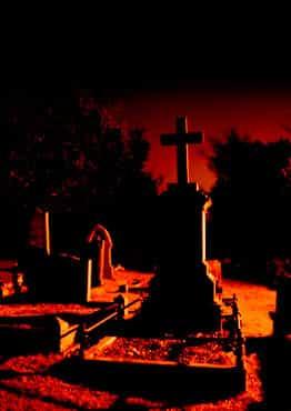 El Cementerio del Terror
