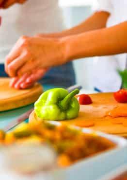 Taller cocina + Comida o Cena con Barra libre