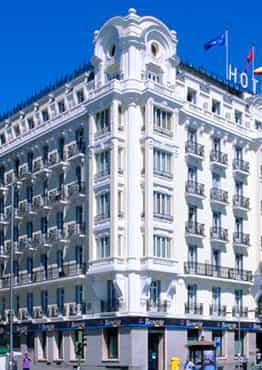 Hotel Zona Atocha