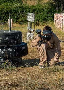 Paintball en Navalcarnero