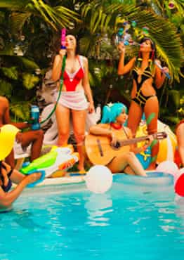 Pool Party en Navalcarnero