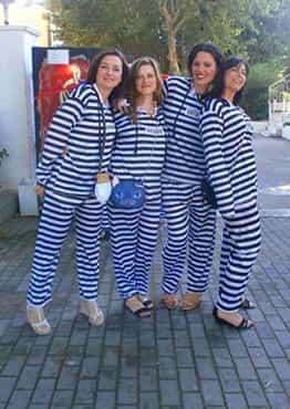 Prisioneros en Aranjuez