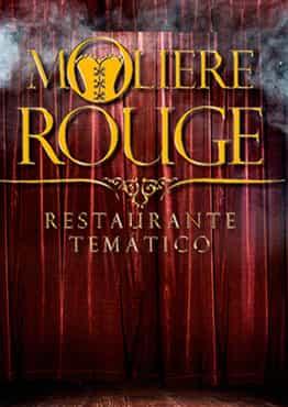 Restaurante con espctaculo: Mouliere Rouge