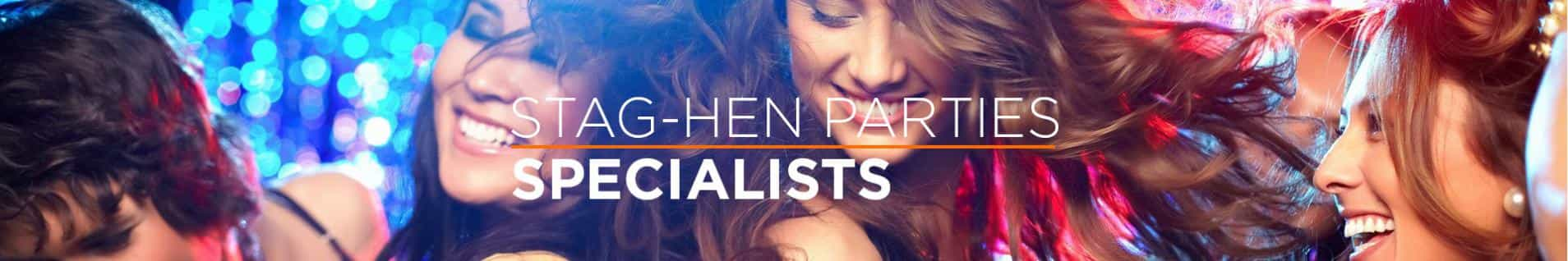 Parties specialist